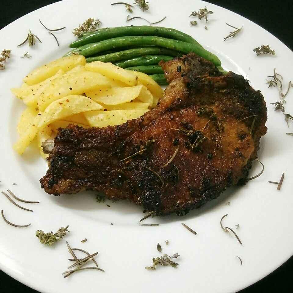 How to make Pan Roasted Pork Chop