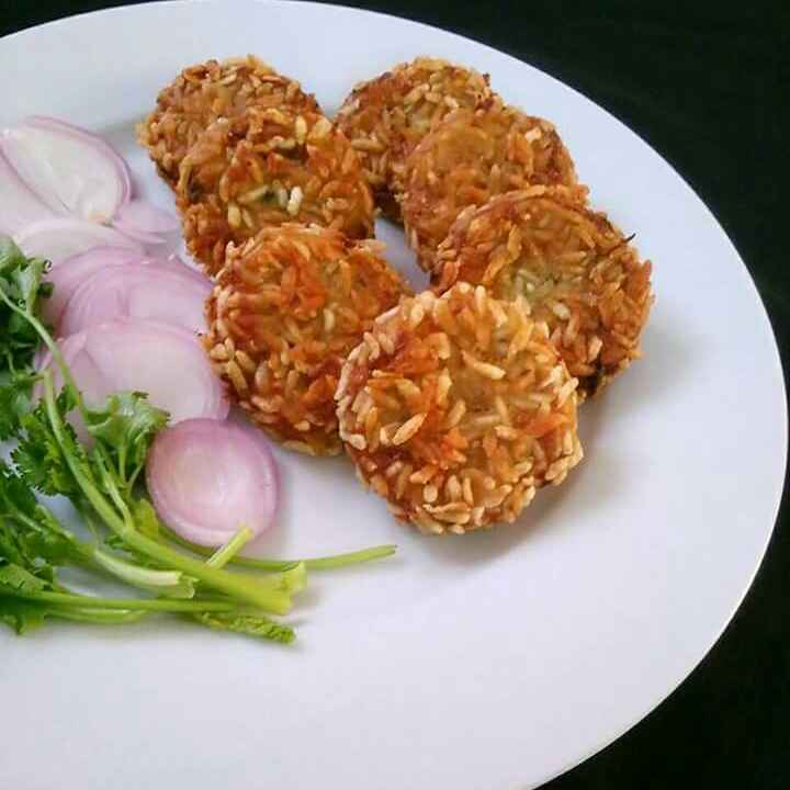 Photo of Aloo Poha Tikki by Akum Raj Jamir at BetterButter