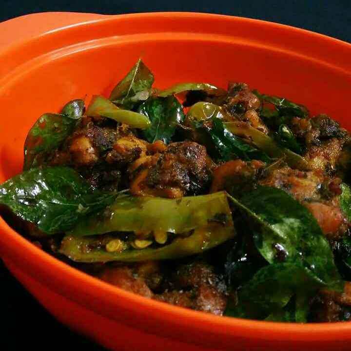 Photo of Curry Leaves Chicken Fry by Akum Raj Jamir at BetterButter