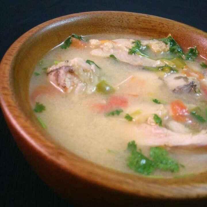 How to make Fish Stew / Zero Oil Fish Stew