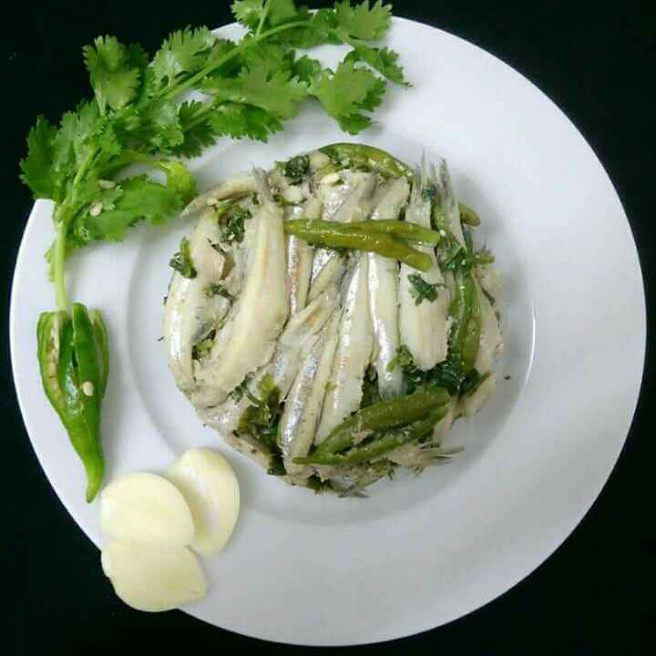 Photo of Steamed Small Fish by Akum Jamir at BetterButter
