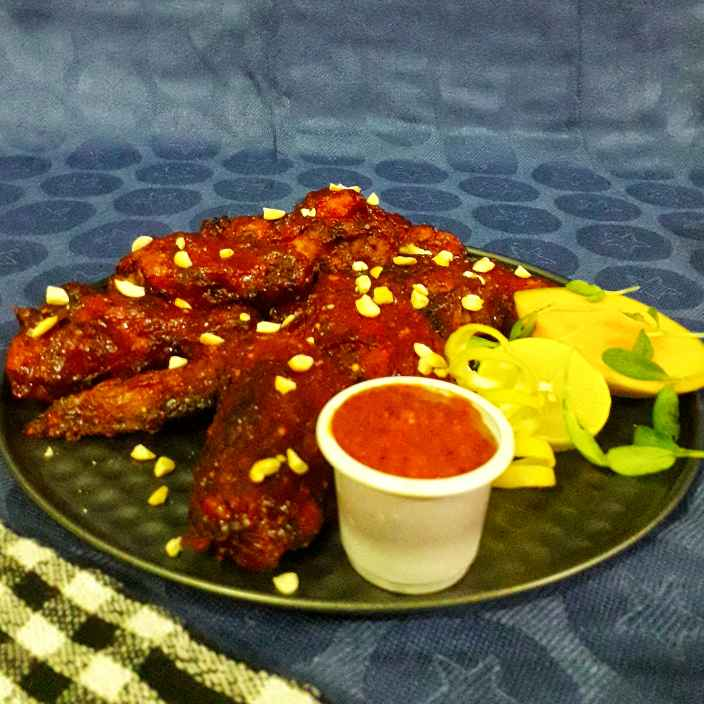 Photo of Spicy Mango Chicken Wings by Akum Raj Jamir at BetterButter