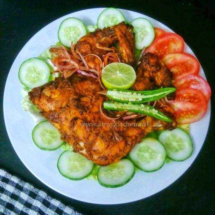 How to make Tandoori Chicken - Oven Baked