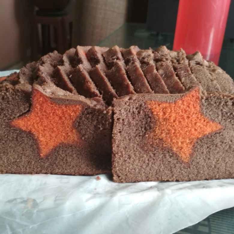 Photo of Hidden surprise cake by Al Abdul at BetterButter