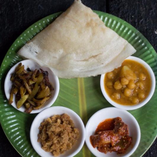 Photo of Chakuli Pitha, Aloo Bhaja & Ghuguni - A Traditional Odia Breakfast by Alka Jena at BetterButter