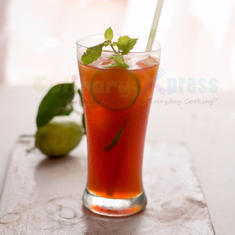 How to make Watermelon Iced Tea