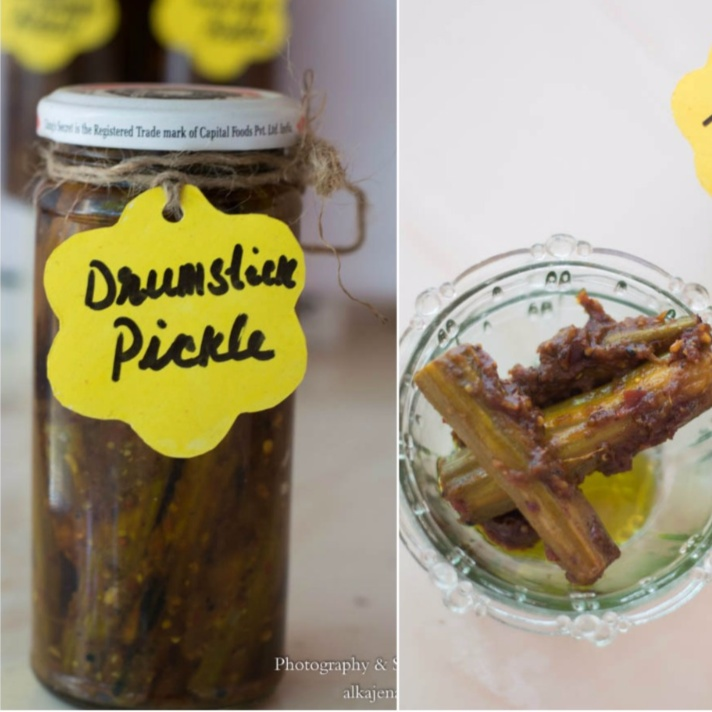 How to make Sweet & Sour Drumstick Pickle