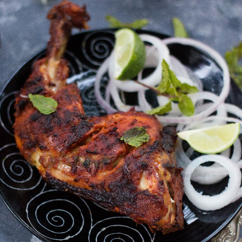 How to make Tandoori Chicken