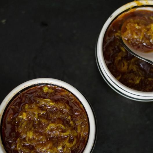 How to make Chundo- Sweet and sour mango pickle