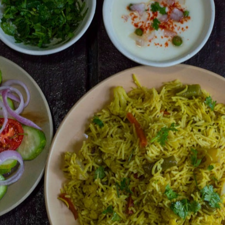 Photo of Vegetable Tehri by Alka Jena at BetterButter