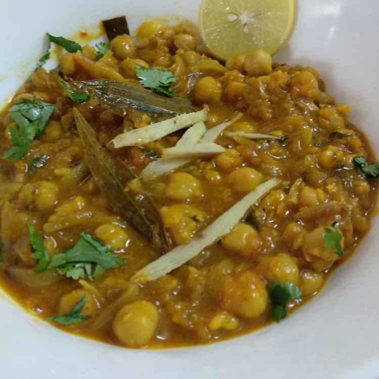 Photo of Chana masala by Alka Munjal at BetterButter
