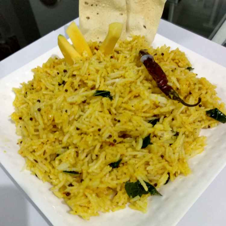 Photo of Raw mango Rice by Alka Munjal at BetterButter