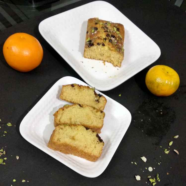 How to make Orange cake