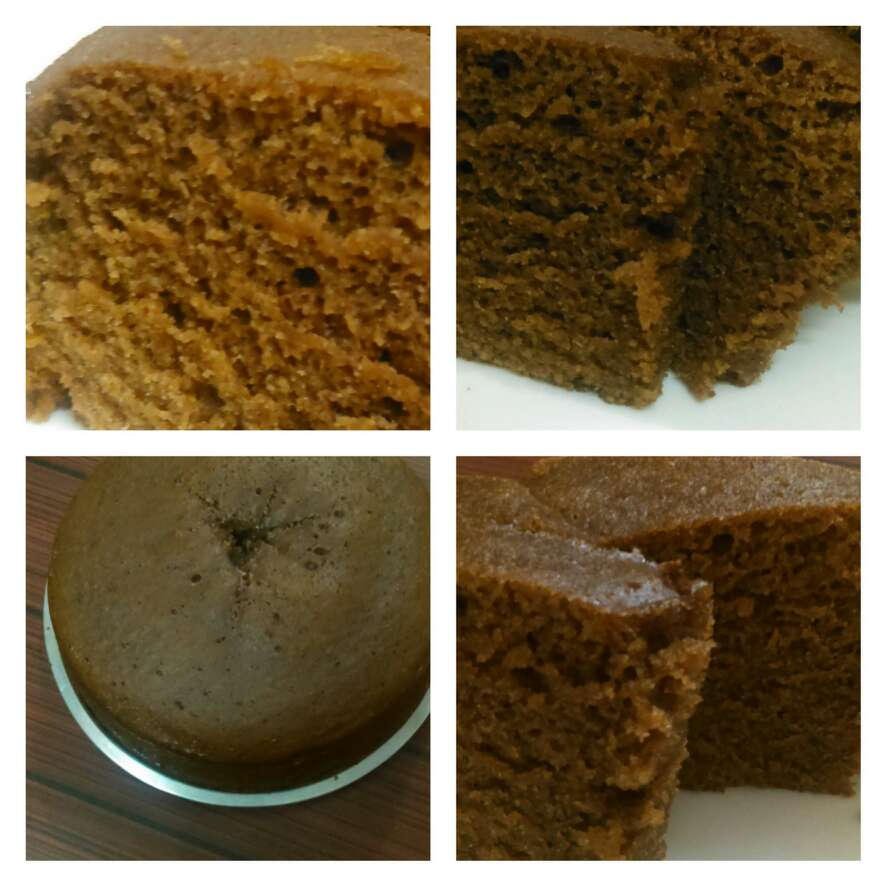 Photo of Chocolate Sponge Cake by Alka Munjal at BetterButter
