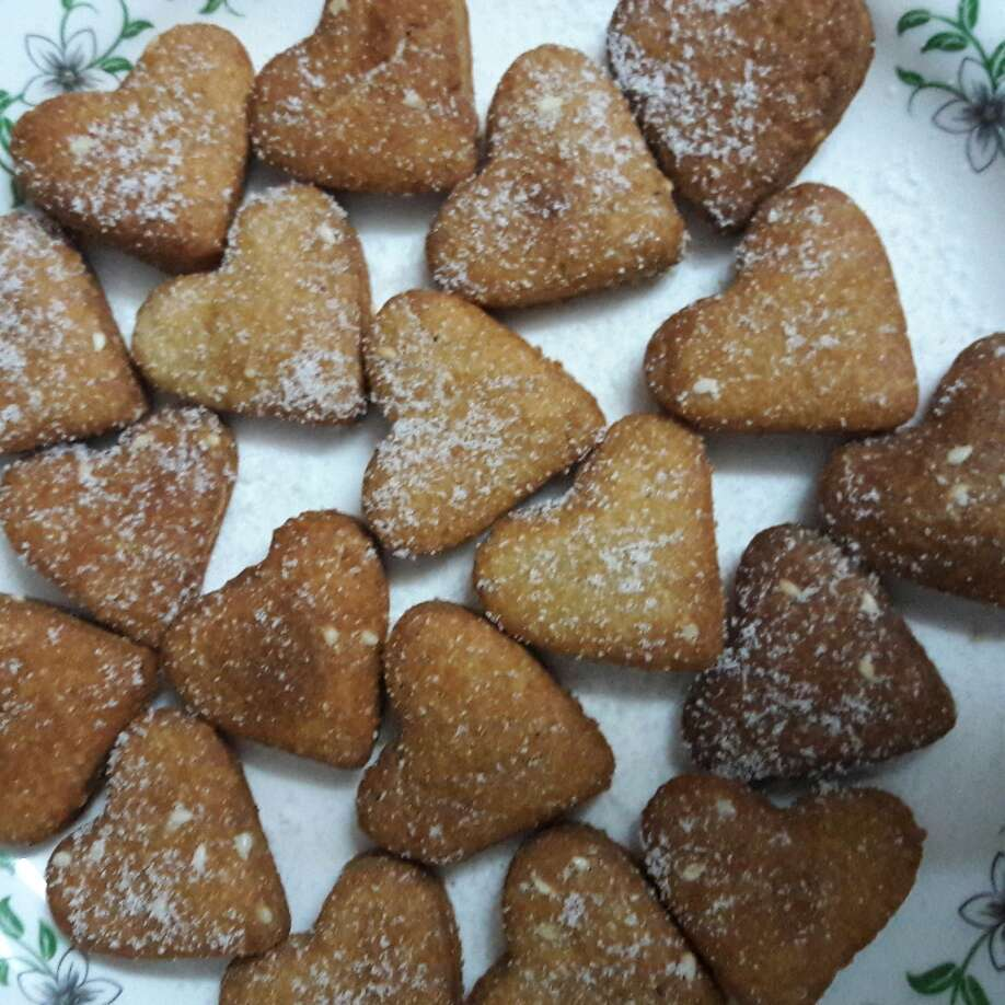 How to make Little Hearts