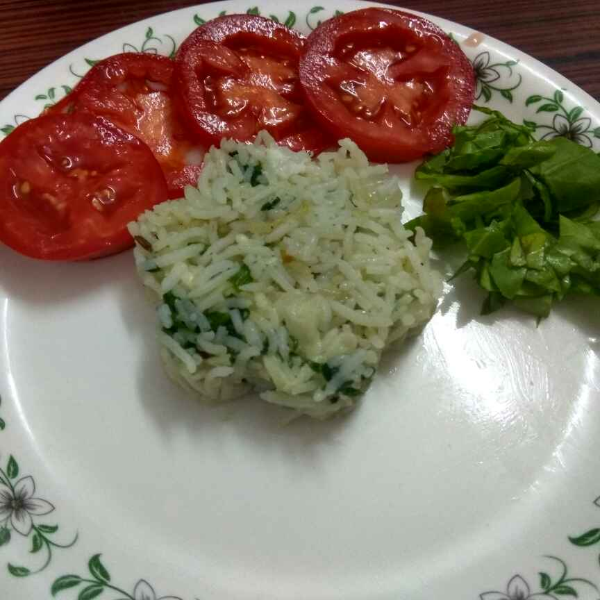 Photo of Spinach Rice by Alka Munjal at BetterButter