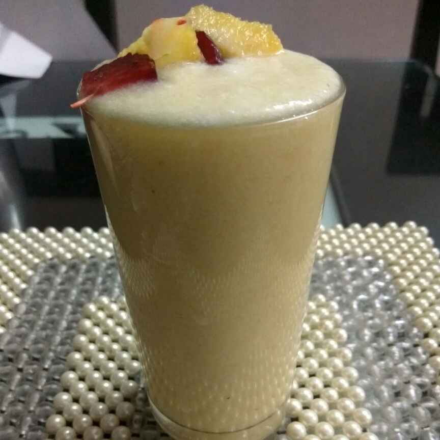 Photo of Pineapple Shake by Alka Munjal at BetterButter