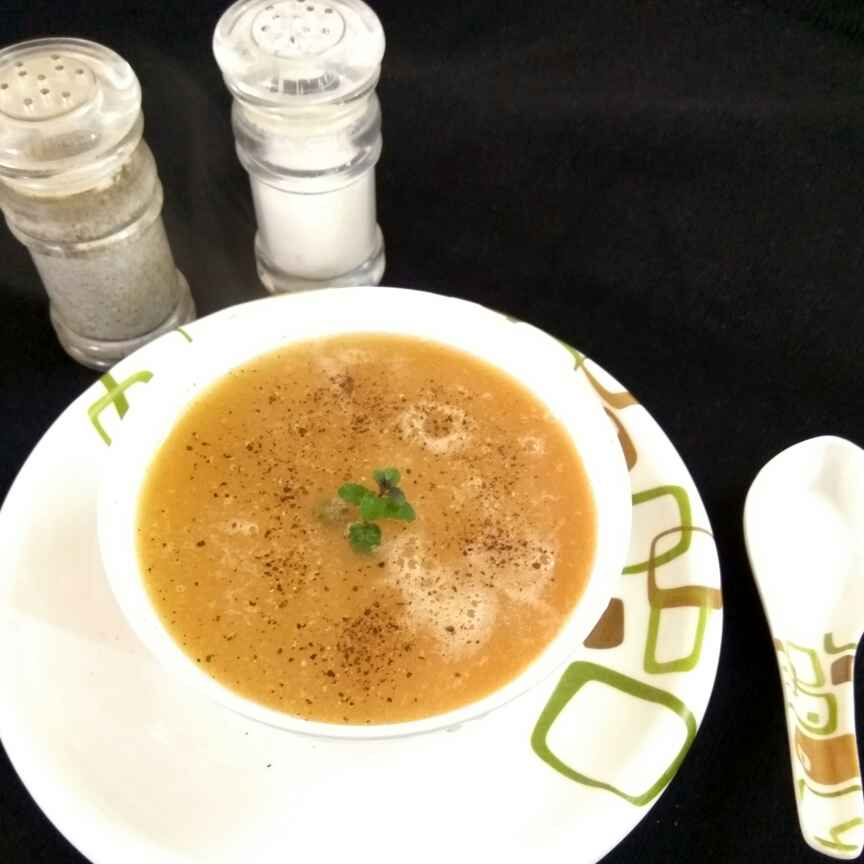 How to make Bottle gourd soup