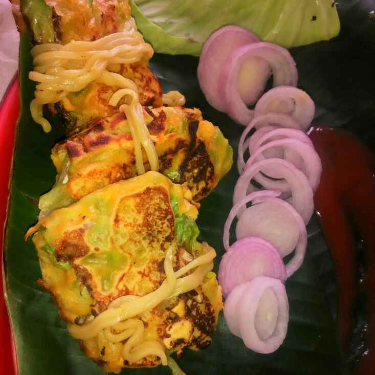 Photo of Cabbage parsal by alka(priyanka) sharma at BetterButter