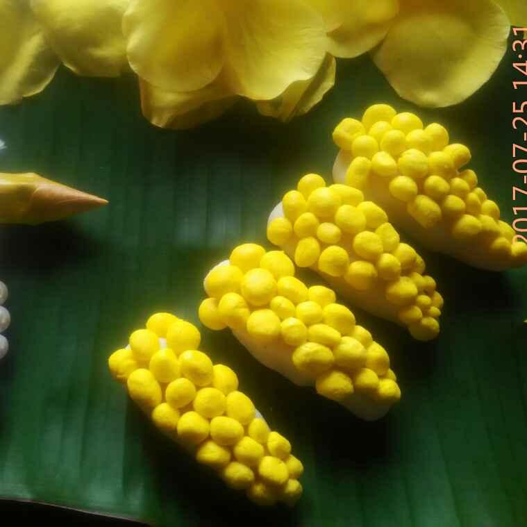 How to make Makkai khoya roll