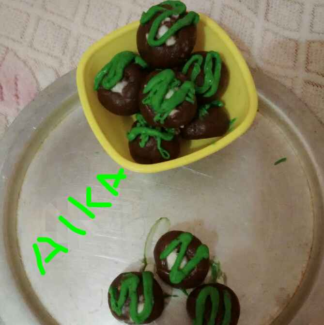 Photo of Choco biscuit truffle by alka(priyanka) sharma at BetterButter