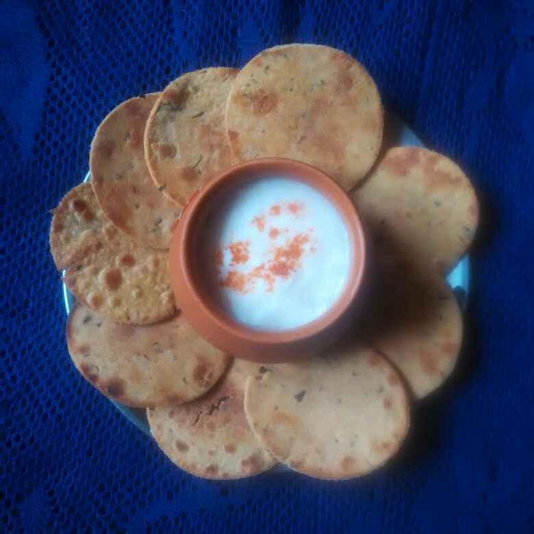 Photo of Methi khakhra by alka(priyanka) sharma at BetterButter