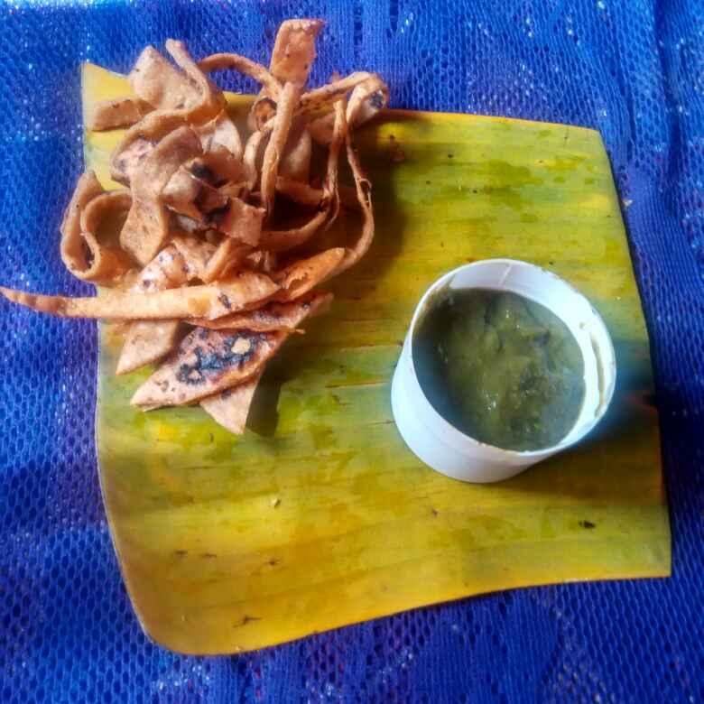 Photo of Leftover roti namakpare ya sankh saankh by alka(priyanka) sharma at BetterButter