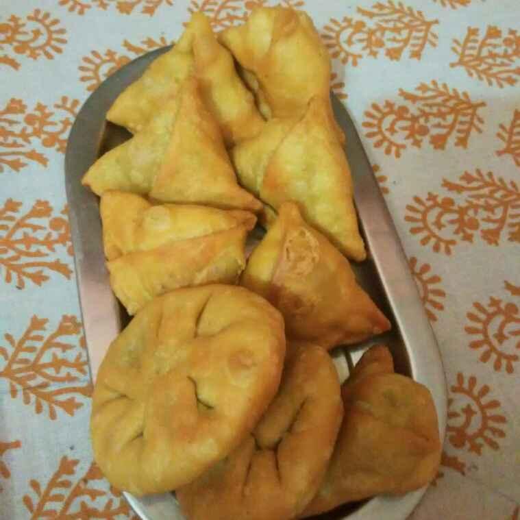 How to make समोसे