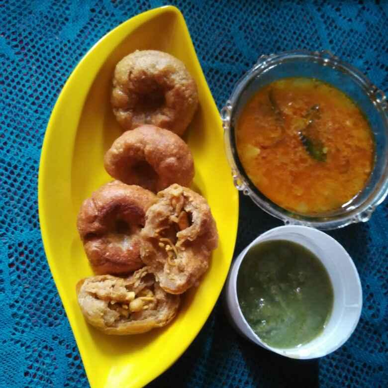 Photo of Fried masala bati by alka(priyanka) sharma at BetterButter