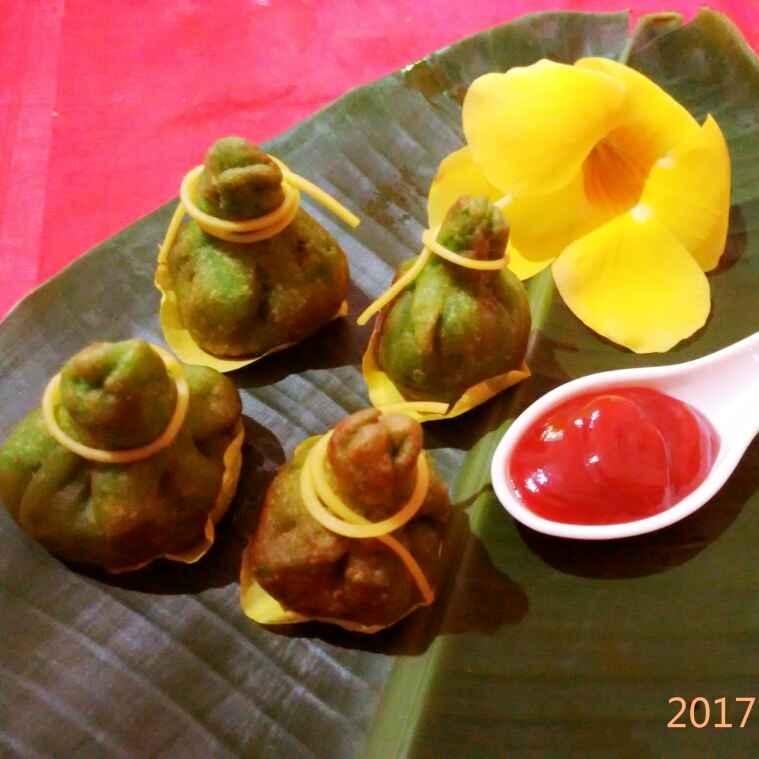 Photo of Veg stuffed sweet potato potli by alka(priyanka) sharma at BetterButter