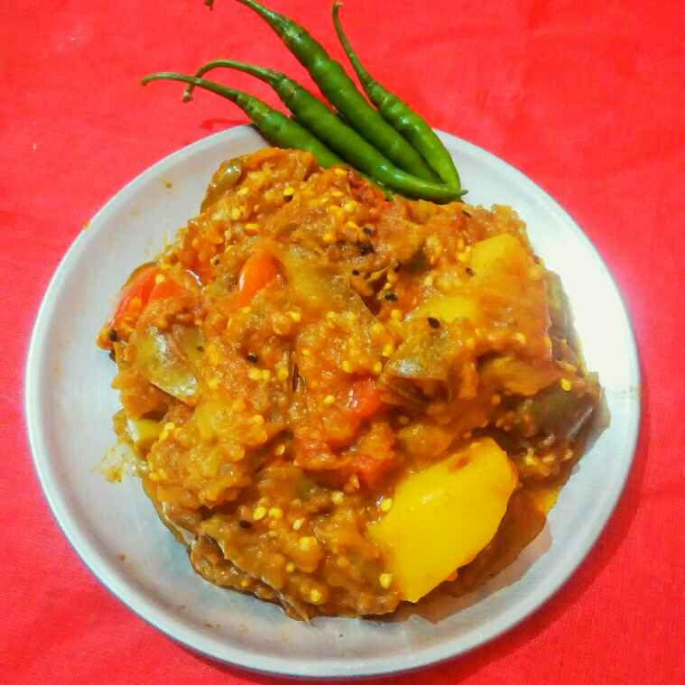 How to make BAINGAN SBJI