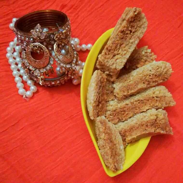 Photo of kalakand by alka(priyanka) sharma at BetterButter