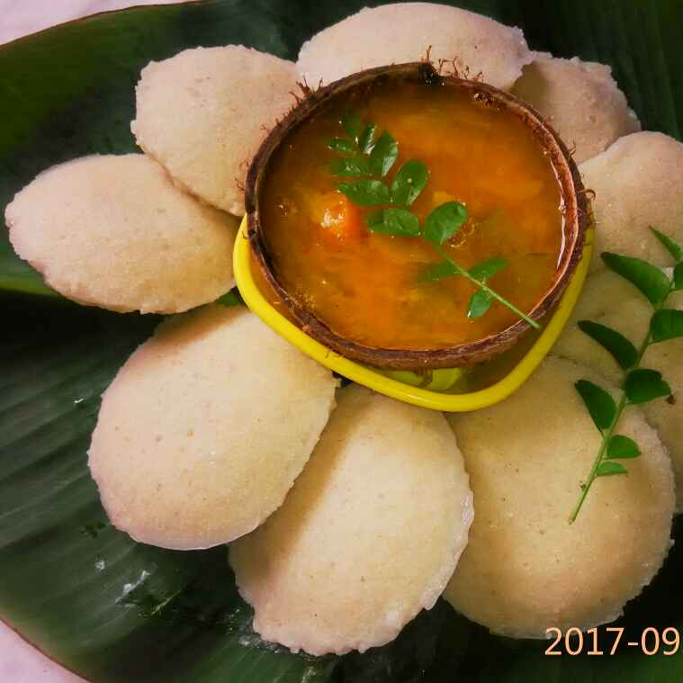 How to make Rava idli