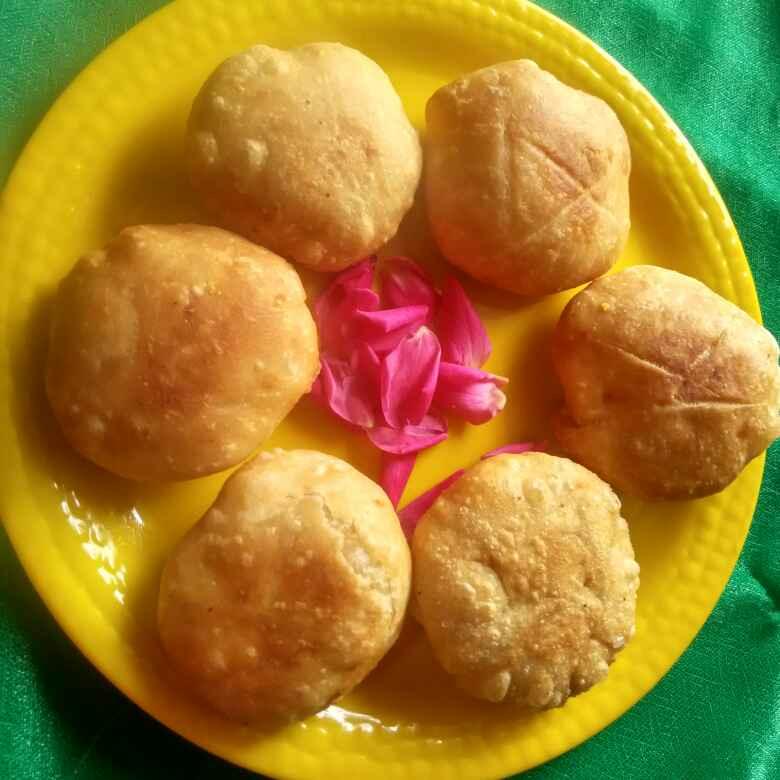 How to make Puran kachori