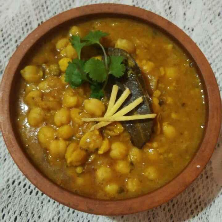 How to make punjabi chhole