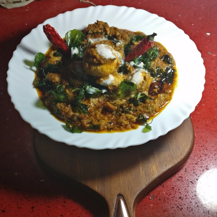 Photo of Stuffed mushroom with broccoli and green pea by Alka Singh at BetterButter