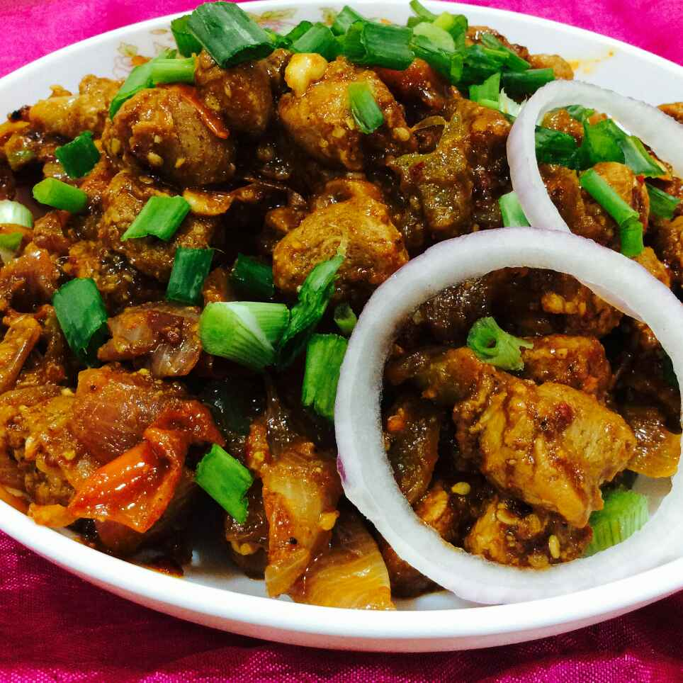 How to make Hot and sweet soya chilli