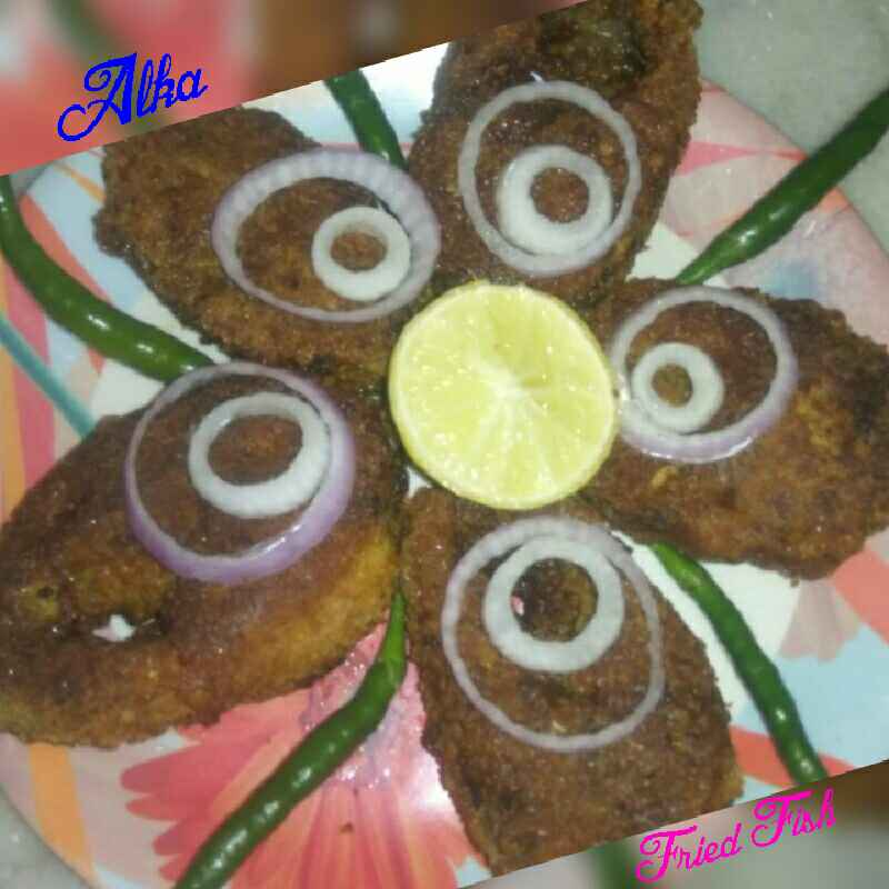 Photo of Masala fried fish by alka Nirban at BetterButter