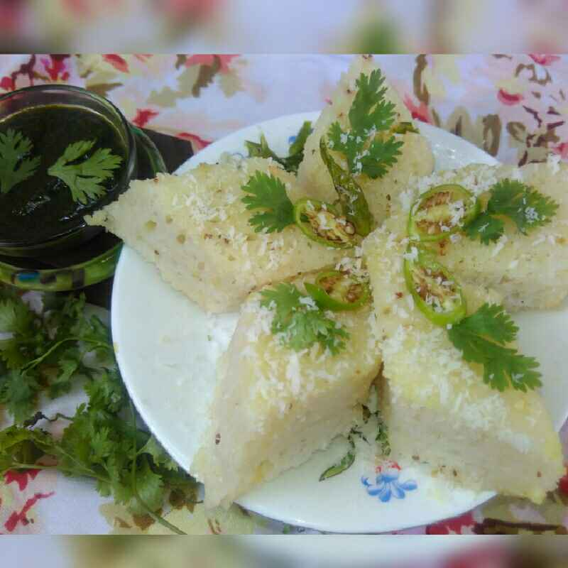 Photo of Falahari Dhokla by G  at BetterButter