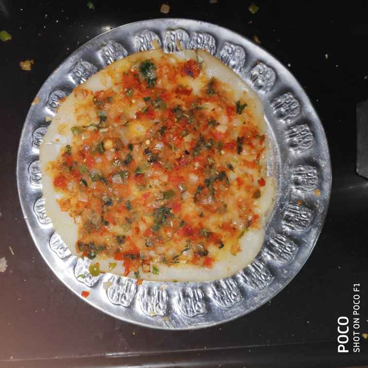 How to make BUTERRY VEG UTTAPAM