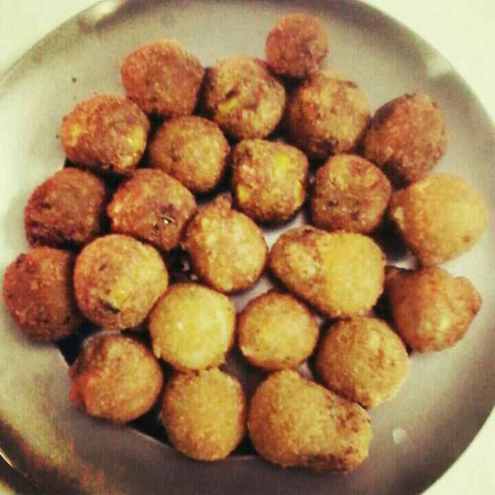 How to make Crispy Cheesey Balls
