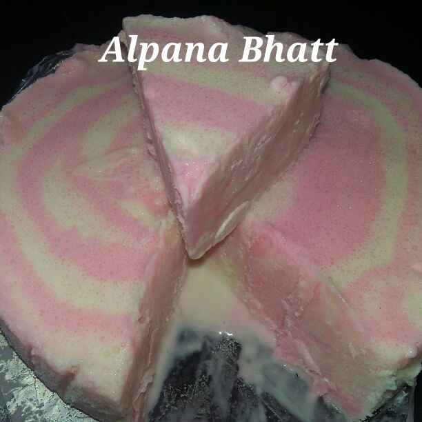 Photo of Marble Ice cream by Alpana Bhatt at BetterButter