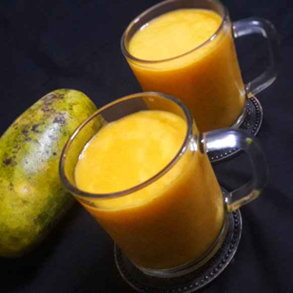 How to make Mango milkshake