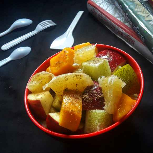 Photo of Fruit salad by Ambitious Gopa Dutta at BetterButter