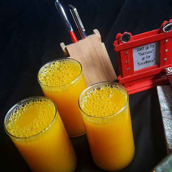 How to make Mango frooti