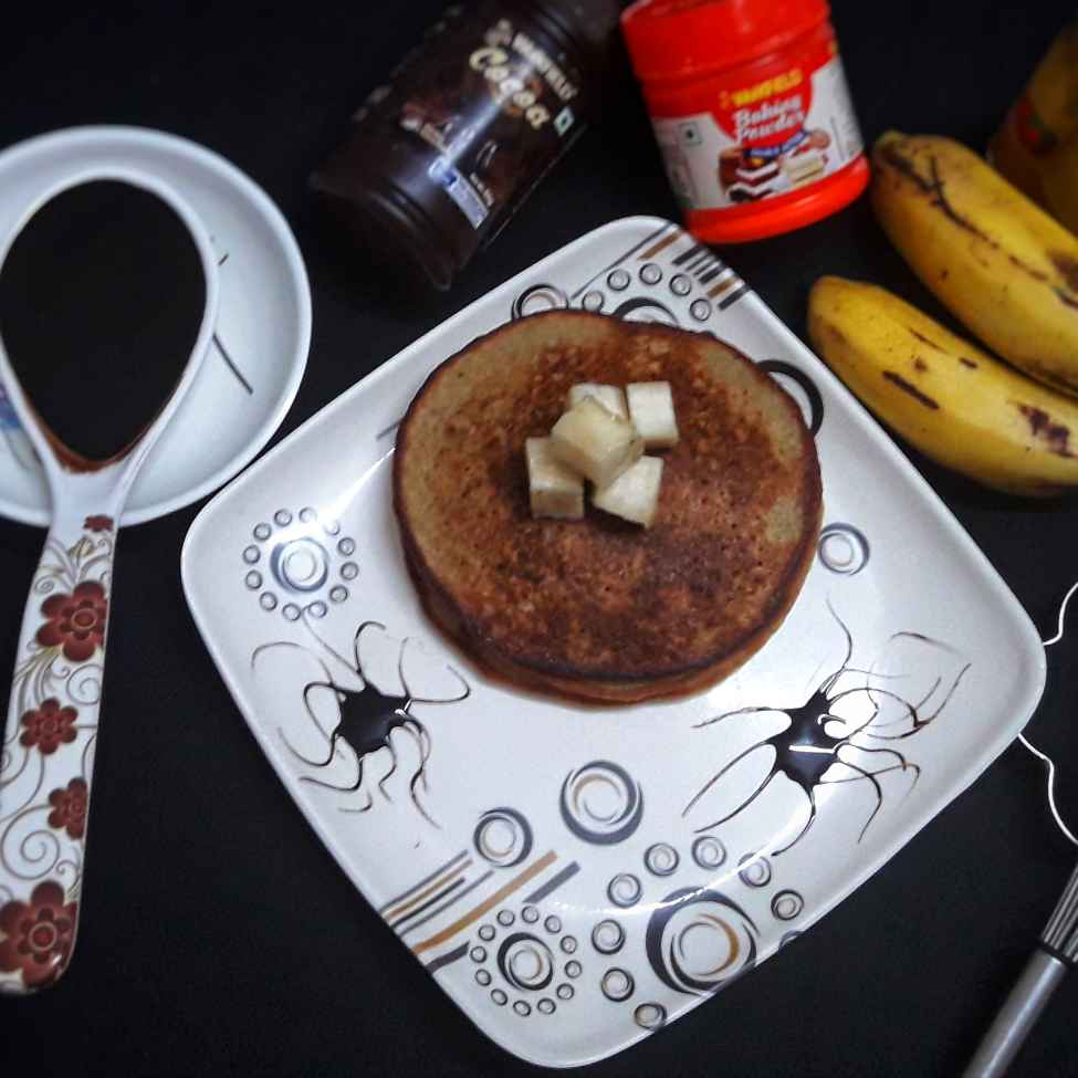Photo of Banana pancake by Ambitious Gopa Dutta at BetterButter