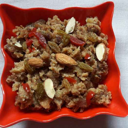 Photo of Bread halwa by Ambitious Gopa Dutta at BetterButter