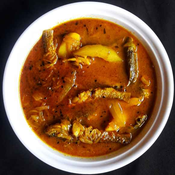 Photo of Bata fish curry by Ambitious Gopa Dutta at BetterButter