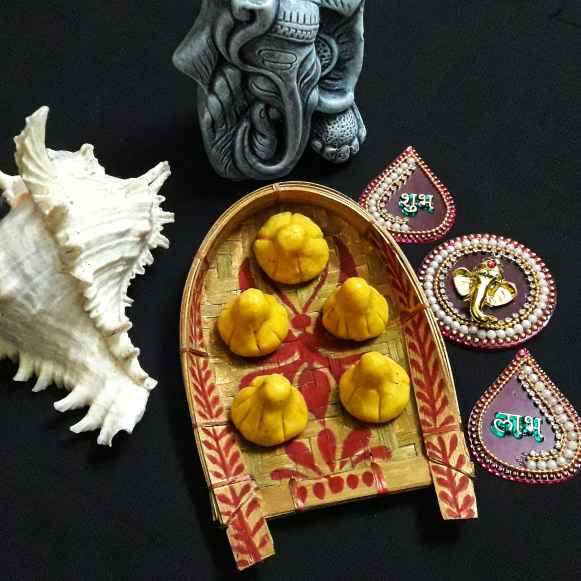 Photo of Modak by Ambitious Gopa Dutta at BetterButter