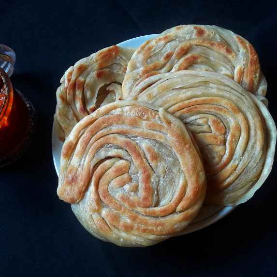 Photo of Lachcha paratha by Ambitious Gopa Dutta at BetterButter